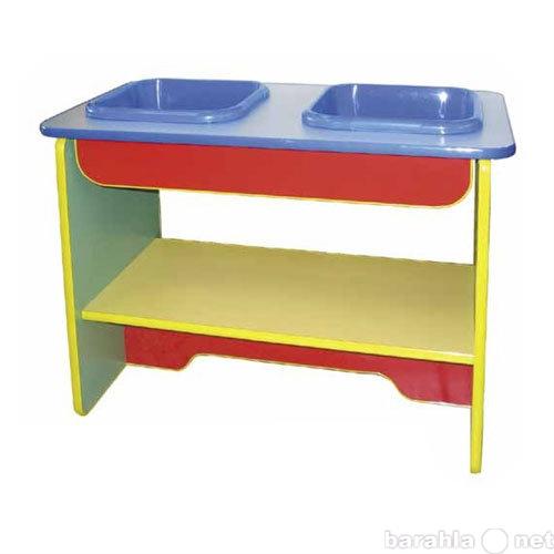 Продам Песок вода игровая мебель