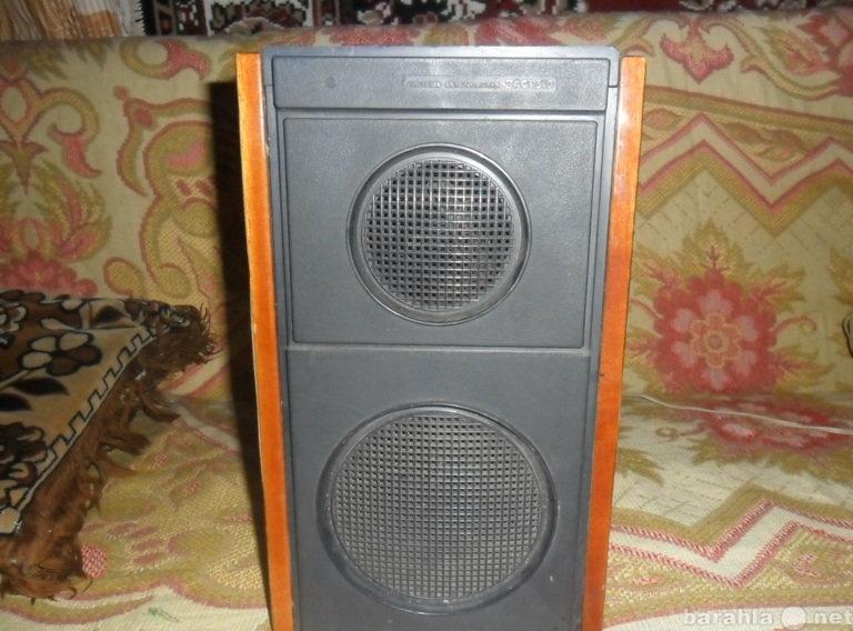 Приму в дар: акустическую систему