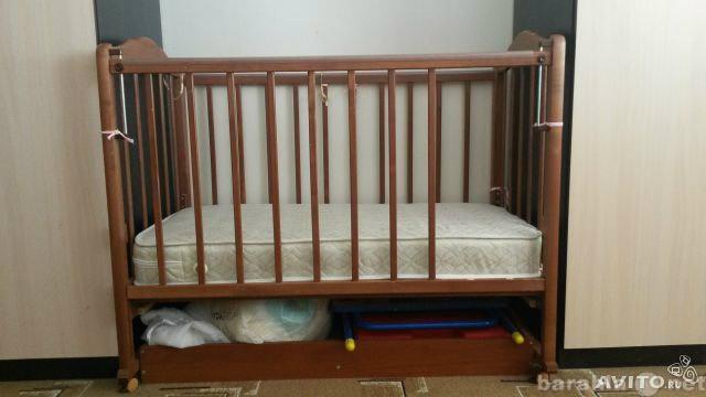 Продам Кроватка для ребенка
