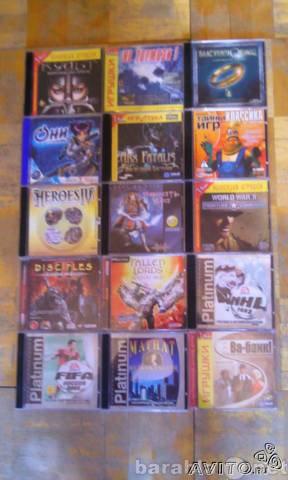 Продам Продаю диски с PC играми (объявление 2)