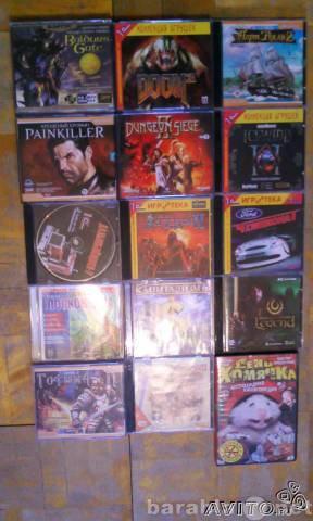 Продам Продаю диски с PC играми(объявление 3)