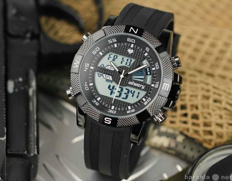 Продам Крутые армейские часы Infantry