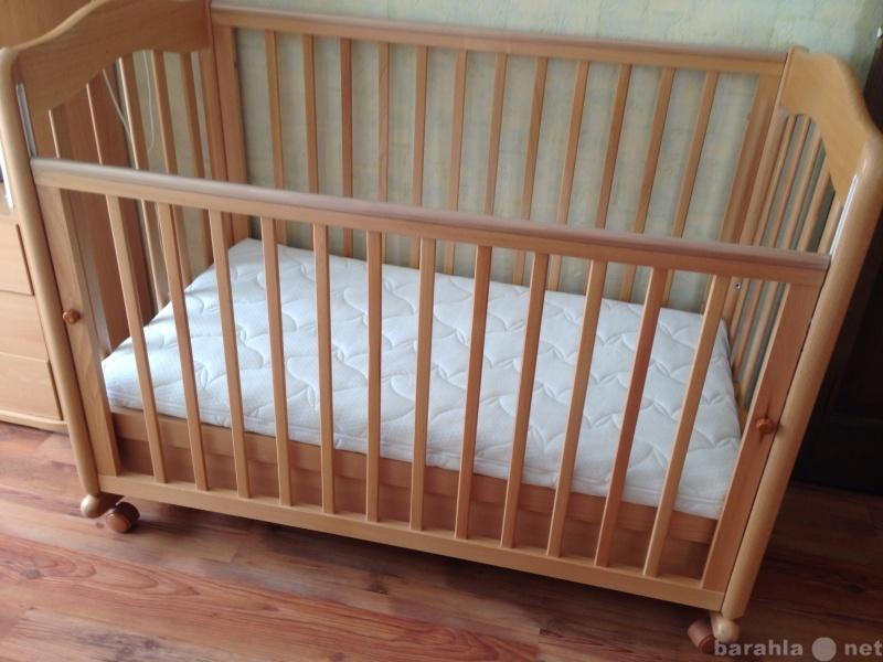 Продам Кровать детская+матрас