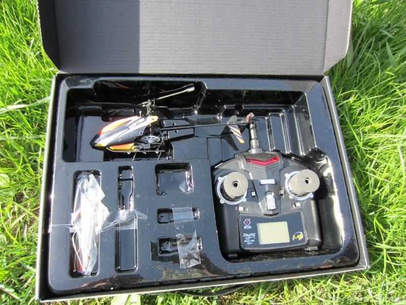 Продам вертолёт радиоуправляемый