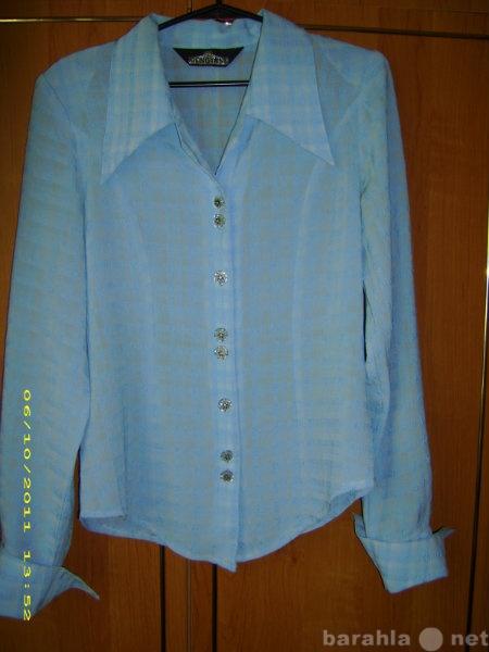 Продам Голубая блуза