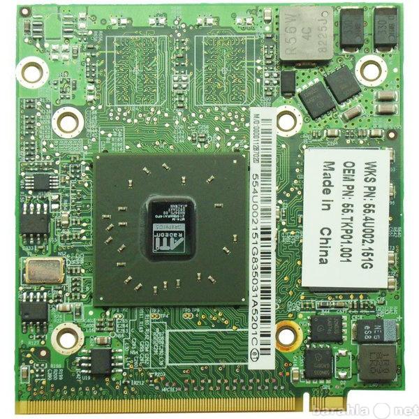 Продам Видеокарта ATI Radeon M74-M 216RMAKA14FG