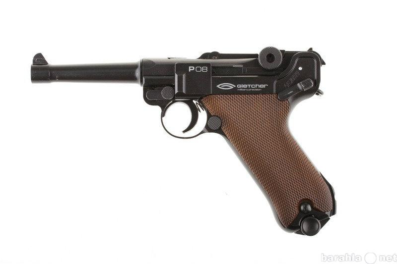 Продам Пневматический пистолет Gletcher P08