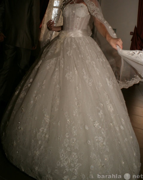 Сургут продам свадебное платье