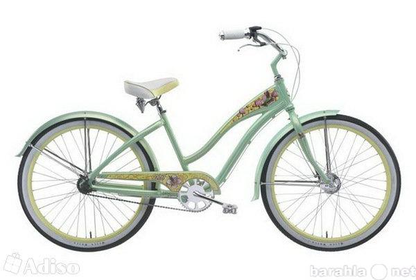 Приму в дар дамский велосипед