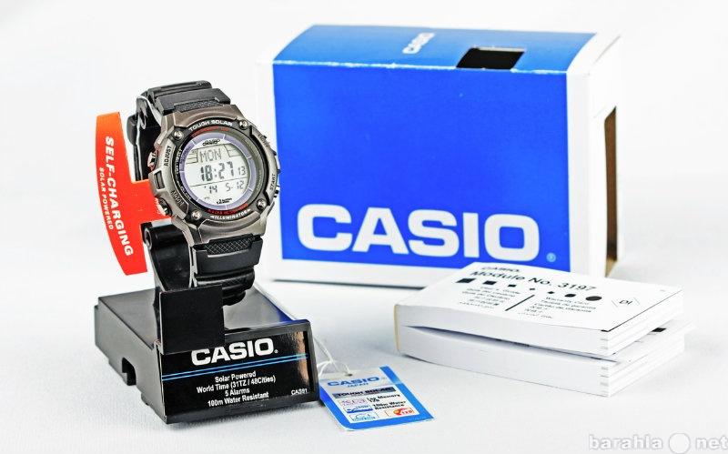 Продам Настоящие часы Casio в Ейске!