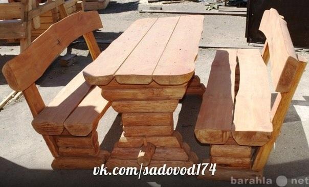 Продам Стол и лавочки, мебель для дачи/сада
