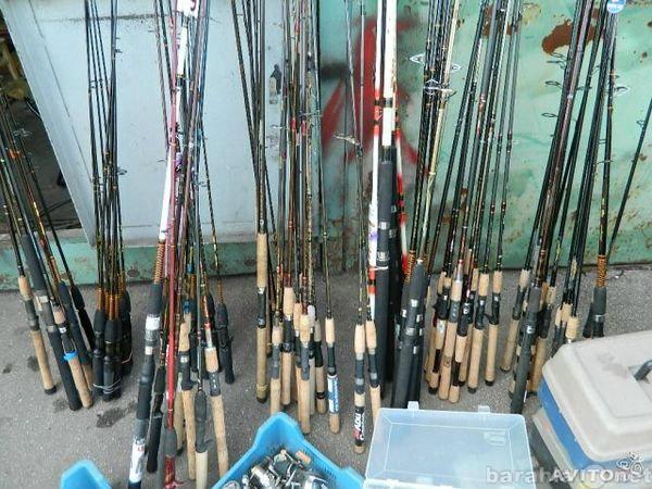 Отдам даром все для рыбалки в санкт-петербурге