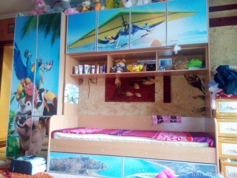 Продам: детскую стенку