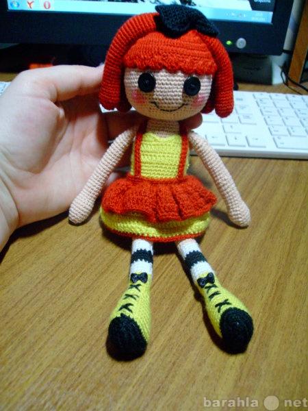 Продам Вязаная кукла