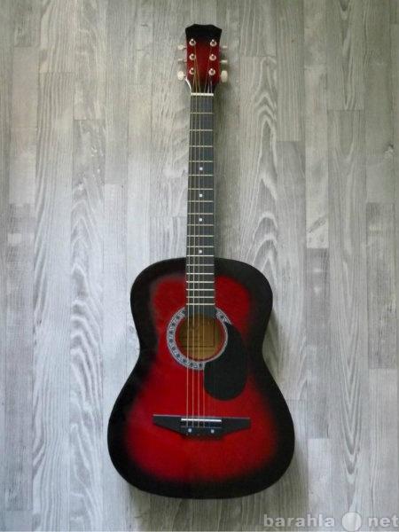 Продам Новую 6-тиструнную акустическую гитару
