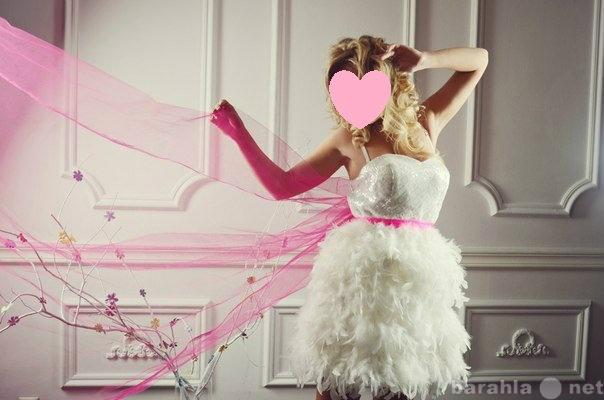 Продам: Эксклюзивное свадебное-вечернее платье
