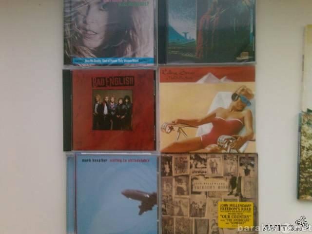 Продам: Новые CD, запечатанные. США