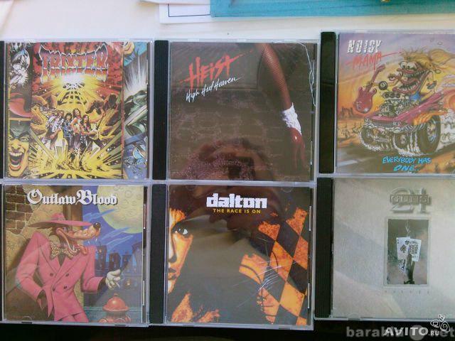 Продам: Продам редкие CD