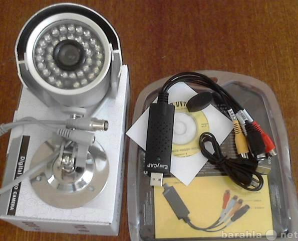 Продам комплект видеонабл. на 1 уличную камеру