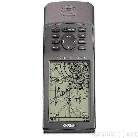 Продам Авиационный GPS Garmin 195