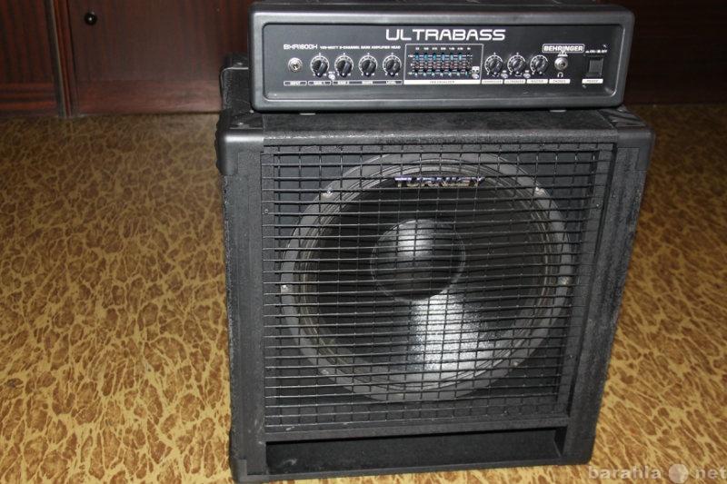 """Продам Кабинет  15"""" для бас-гитары"""