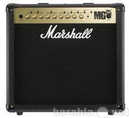 Продам Комбо усилитель MARSHALL MG50 FX