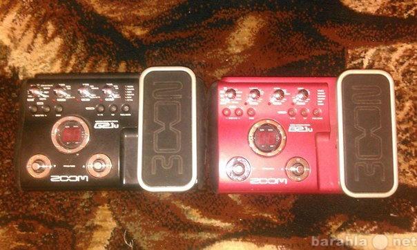 Продам Продам процессоры гитарные Zoom G2. 1 B2