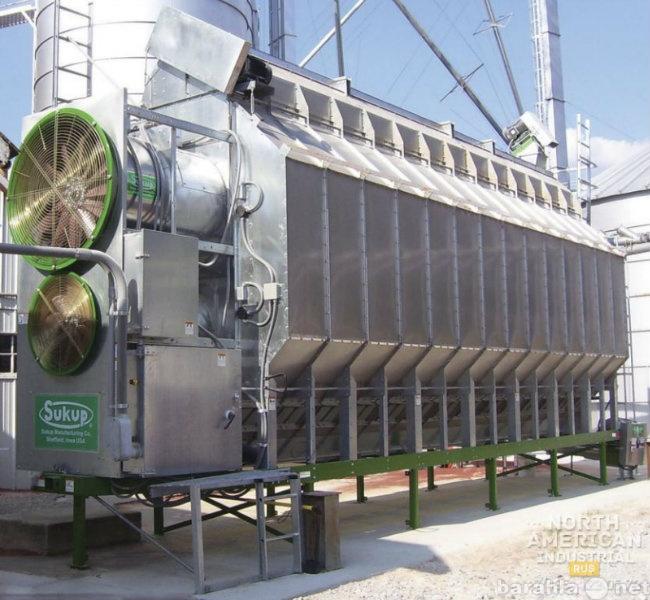 Продам: Зерносушилка Sukup с 2-мя вентиляторами:
