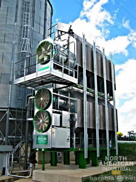 Продам: Зерносушилка Sukup 2-х модульная
