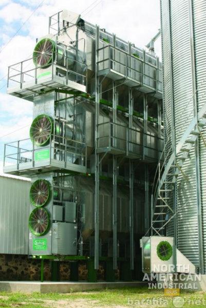 Продам: Зерносушилка Sukup 3-х модульная