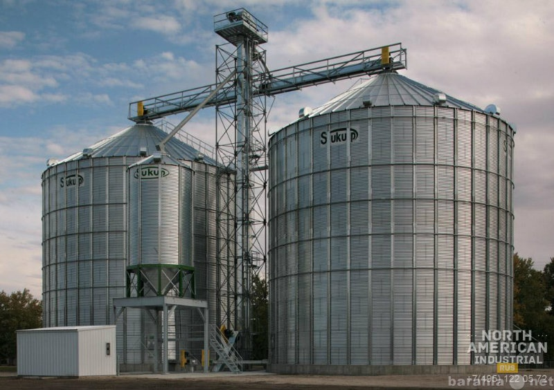 Продам: Силоса для хранения зерна - Sukup