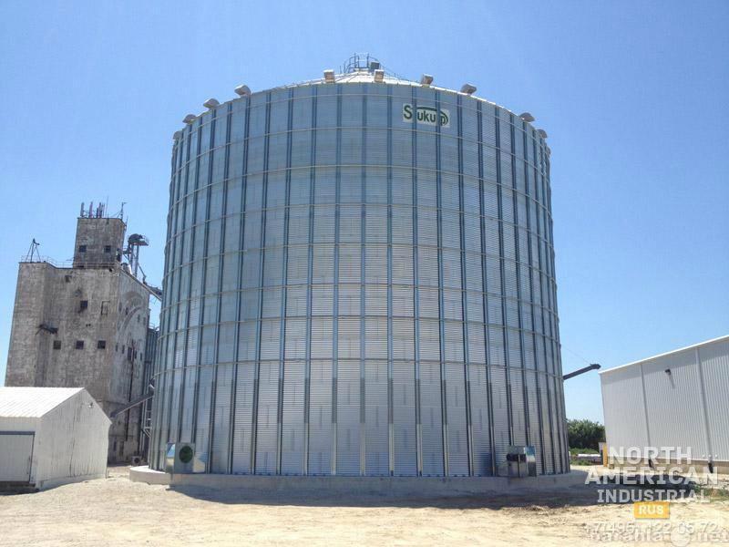 Продам: Зернохранилища (силоса) для зерна фермер