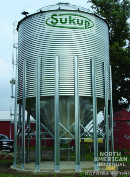 Продам: Зернохранилища (силоса) для зерна с кону