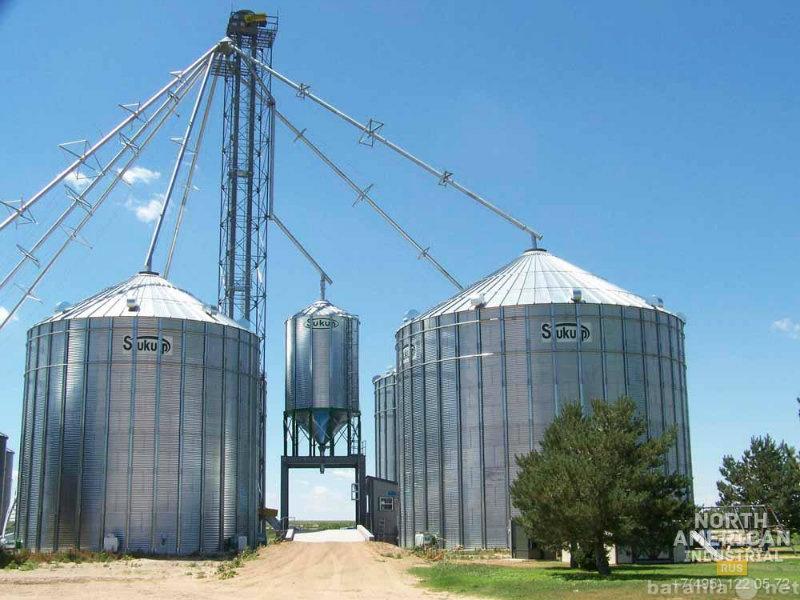 Продам: Зернохранилища (силоса) для зерна коммер