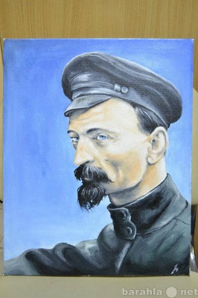 Продам Портрет маслом — Ф. Э. Дзержинский
