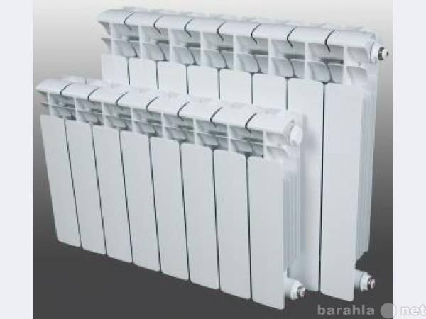 Продам Радиаторы биметаллические
