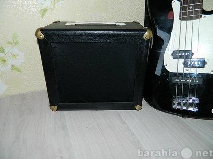 Отдам даром ламповый гитарный комбик