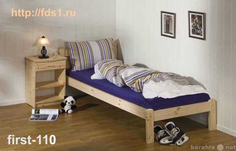 Продам Односпальная кровать First -110
