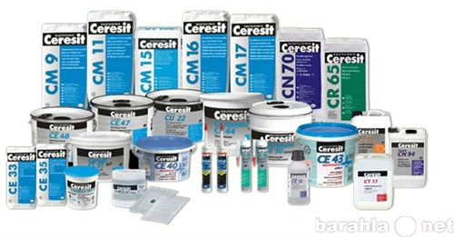 Продам: Клей для плитки CERESIT (Церезит)