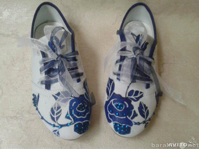 Продам Эксклюзивные летне-весенние туфли с росп