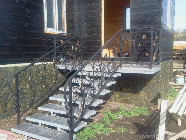 Продам: Лестница металлическая на заказ