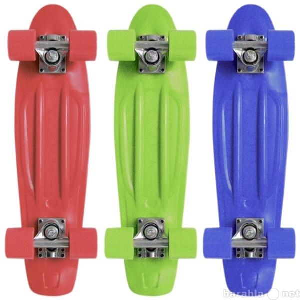Продам Пластиковый скейтборд Nasvay Tuse, Treck