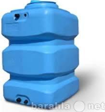 Продам Емкость (бак) для воды пластиковая