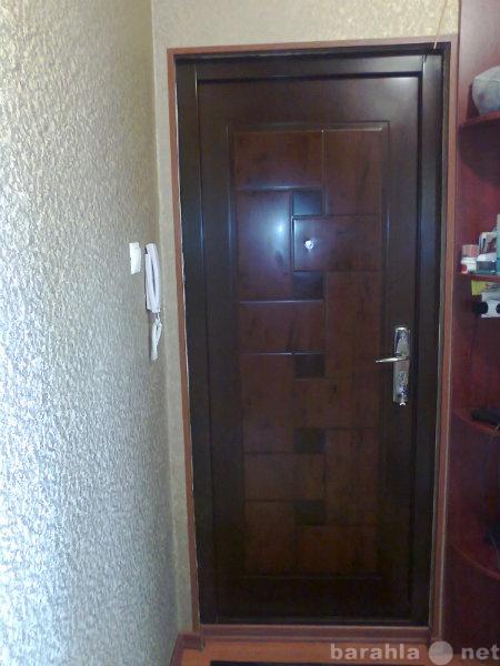 Продам металлическая входная дверь