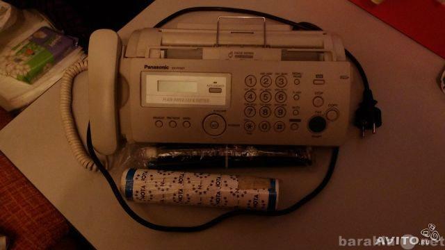 Продам Panasonic KX-FP207RU (факс)