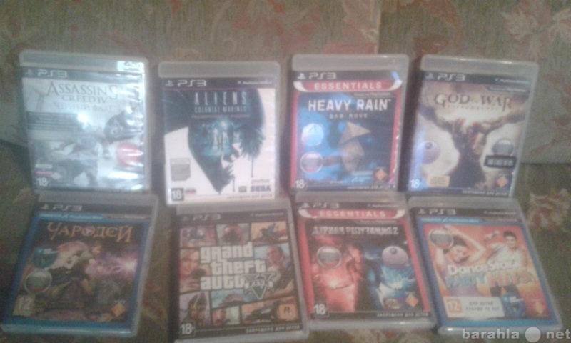Продам: игры PS3