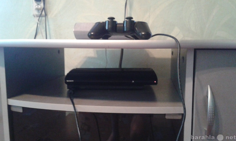 Продам: PS3 super slim 500 GB