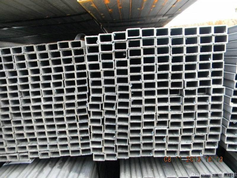 Продам Трубы разного сечения по 6 метров с дост