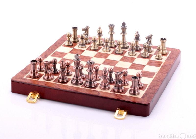 Продам Шахматы металлические