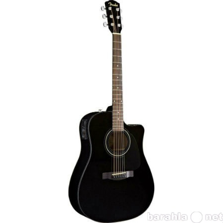 Продам Электроакустическая гитара FENDER CD-60C